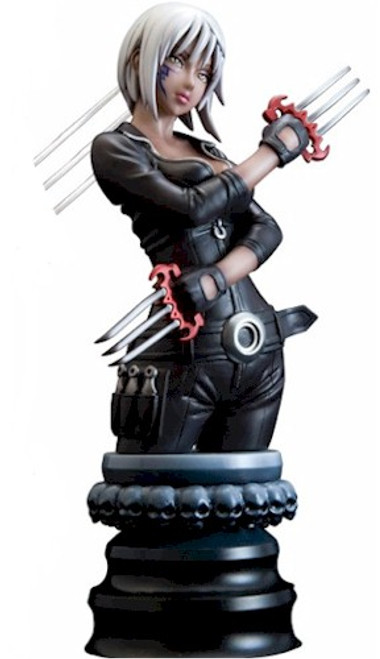 Art of Shunya Yamashita Fine Bust Statue - Noel