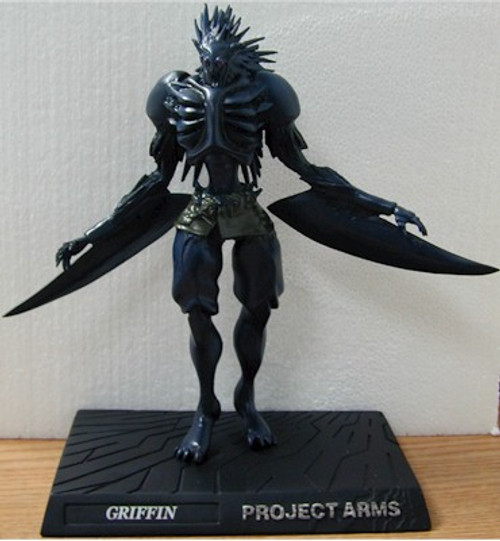 Project Arms: Griffin Resin Statue
