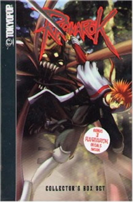 Ragnarok Graphic Novel Collector's Box Set Vol. 01-03