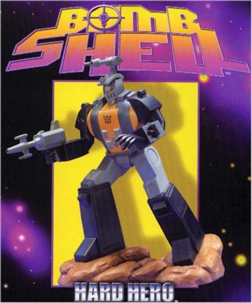 Transformers Bombshell Statue