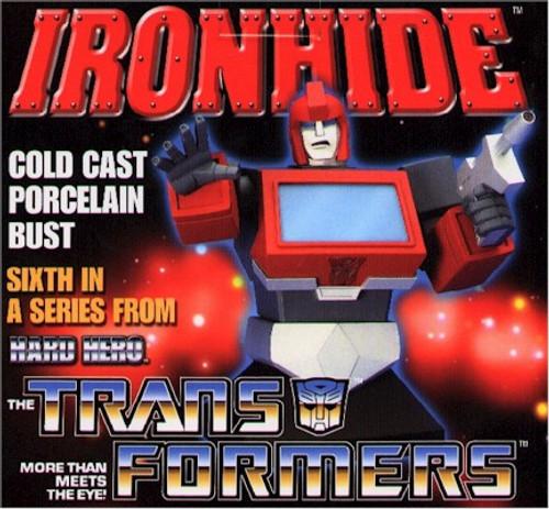 Transformers Ironhide Statue