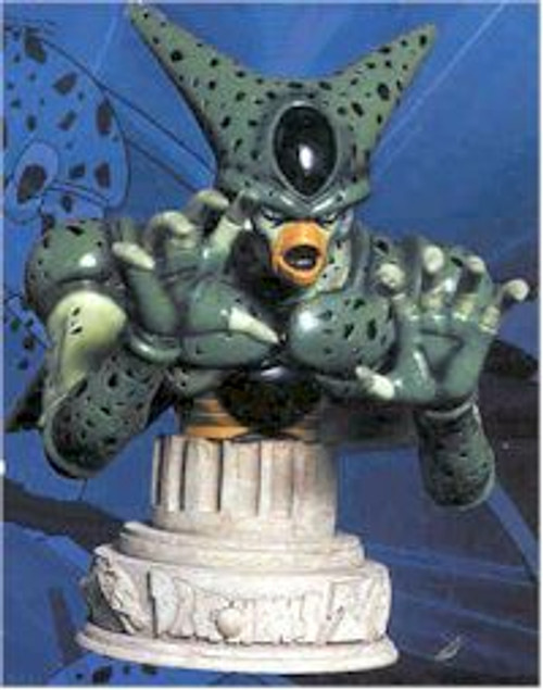 Dragon Ball Z: Imperfect Cell Mini Bust