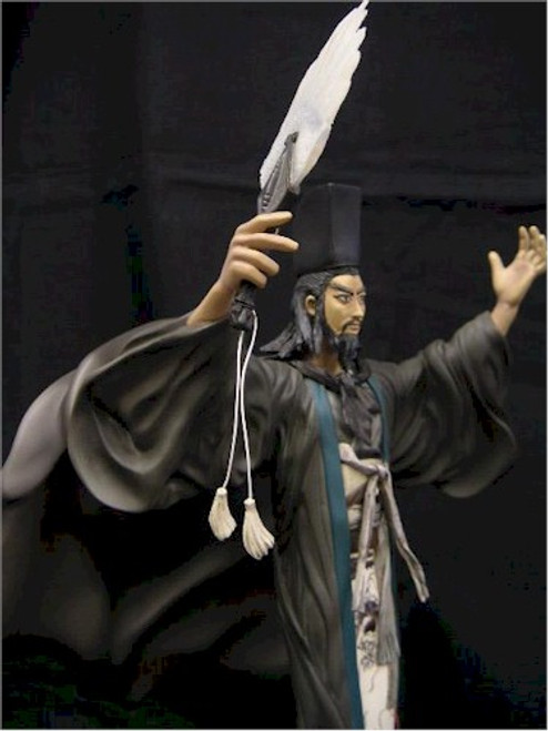 Three Kingdoms Zhuga-Liang Statue