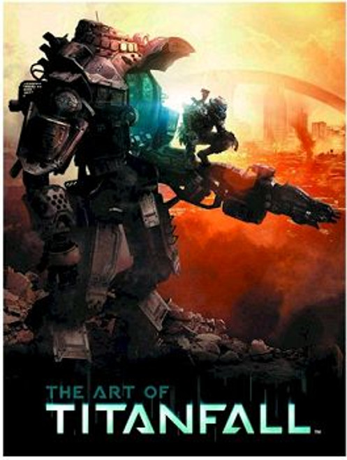 Art of Titanfall Art Book (Hardcover)