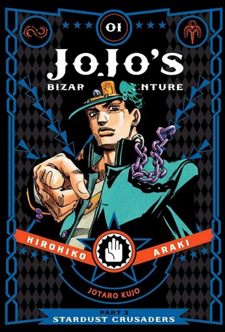 JoJo's Bizarre Adventure Part 3 Stardust Crusaders 01