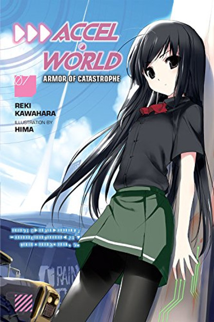 Accel World Novel 07