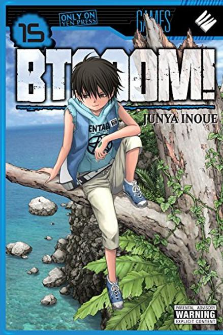 Btooom! Graphic Novel 15