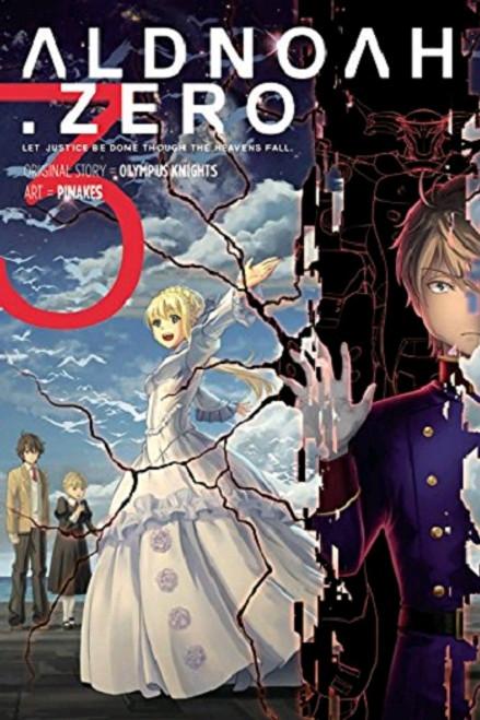 Aldnoah.Zero Season One Graphic Novel 03