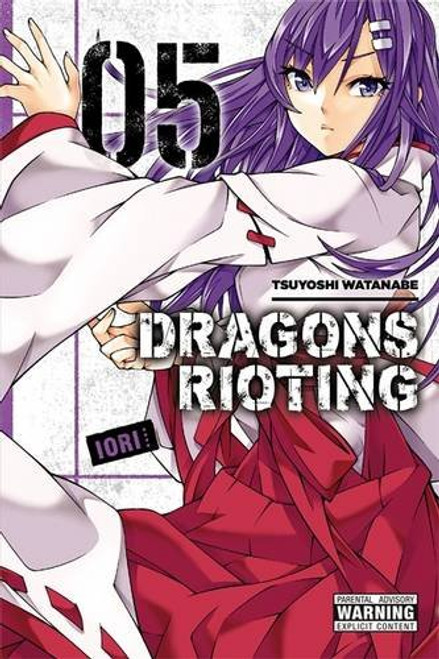 Dragons Rioting Graphic Novel 05
