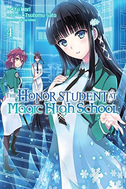 Honor Student at Magic High School Graphic Novel 04