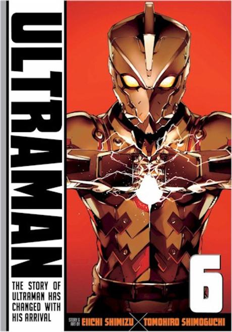 Ultraman Graphic Novel Vol. 06
