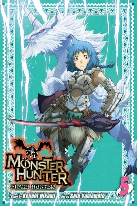 Monster Hunter: Flash Hunter Graphic Novel 05