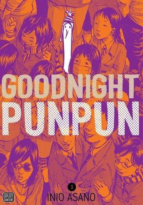 Goodnight Punpun Graphic Novel 03