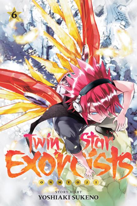 Twin Star Exorcists: Onmyoji Graphic Novel 06