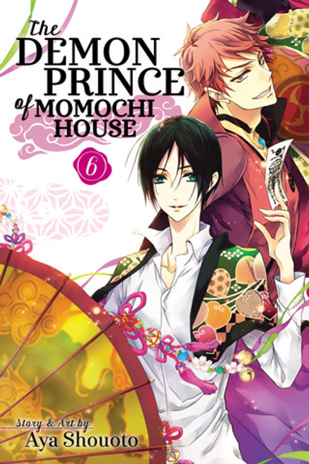 Demon Prince of Momochi House Graphic Novel Vol. 06