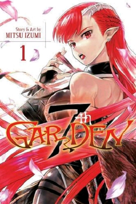 7th Garden Graphic Novel Vol. 01