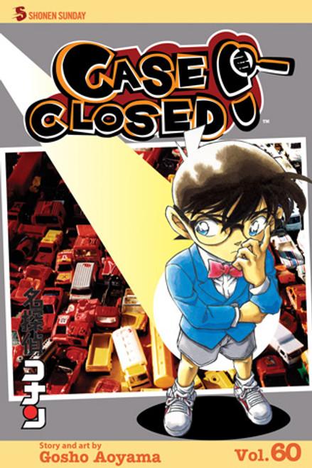 Case Closed Graphic Novel Vol. 60