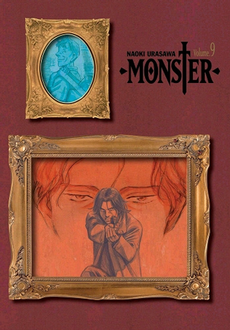 Monster (Naoki Urasawa) Perfect Edition Vol. 09