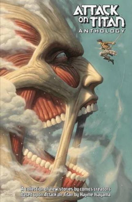 Attack on Titan Anthology Graphic Novel (Hardcover)
