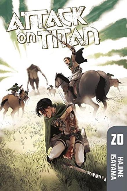 Attack on Titan Graphic Novel 20