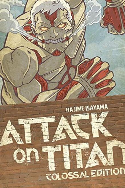 Attack on Titan Colossal Edition Vol. 3