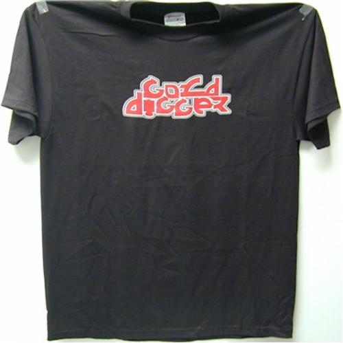 Gold Digger T-Shirt Logo