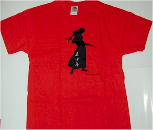 Pretty Boy T-Shirt (Red)