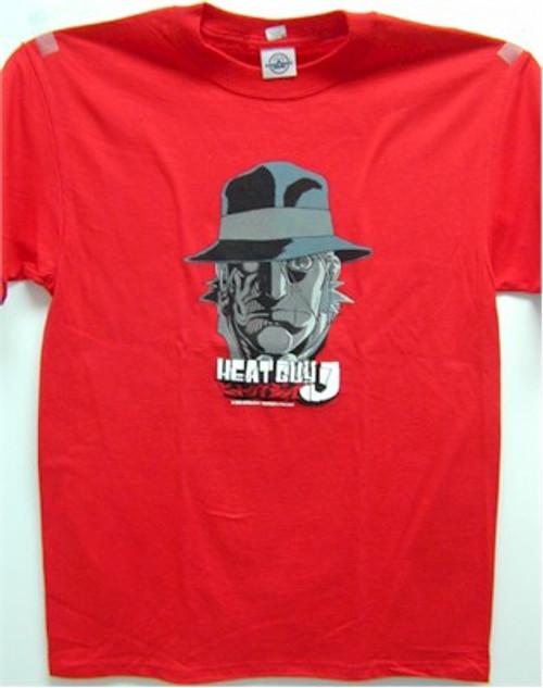 Heat Guy J - Reflective Face T-Shirt #2016 (R
