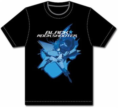 Black Rock Shooter T-Shirt - BRS2035 (Black)