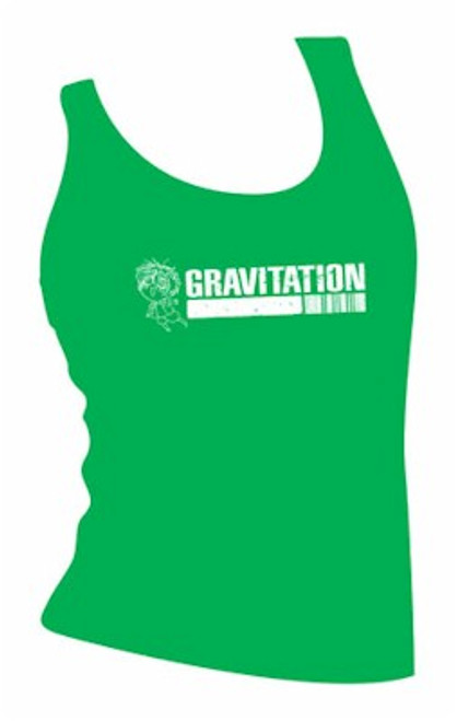 Gravitation Tank Top Shuichi SD (Green)