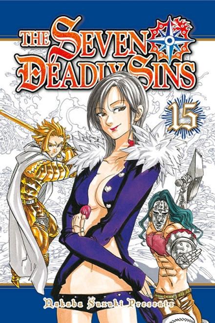 Seven Deadly Sins Graphic Novel Vol. 15