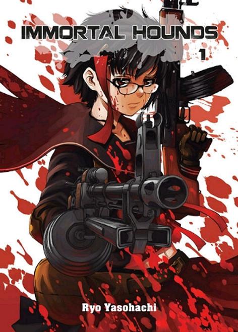 Immortal Hounds Graphic Novel 01