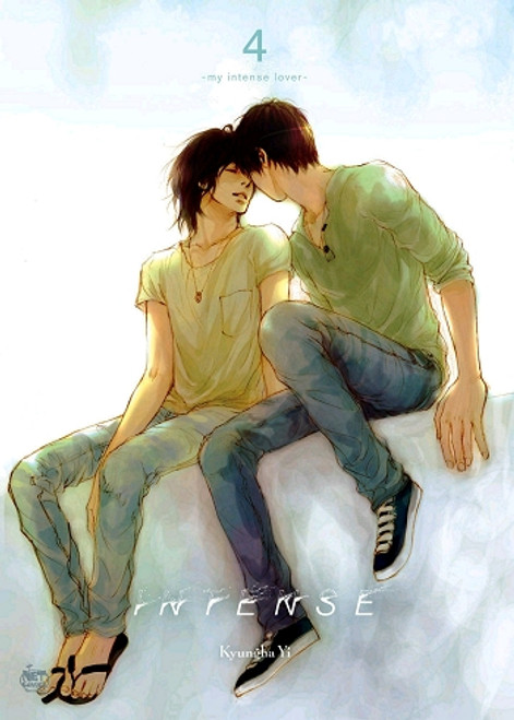 Intense Graphic Novel 04: My Intense Lover