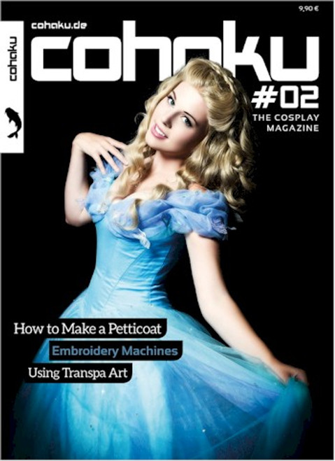 Cohaku - The Cosplay Magazine Issue #02