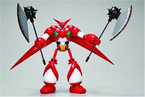 Shin Getter Robo Renewal Diecast Figure