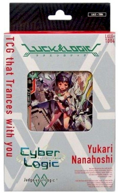 Luck & Logic Trial Deck - Cyber Logic