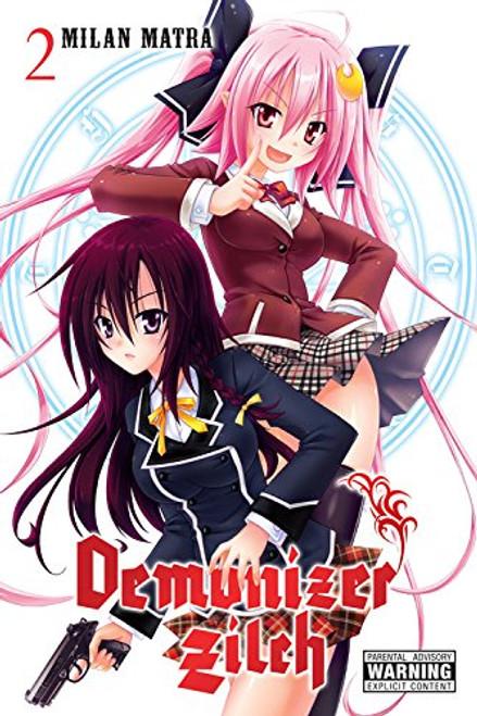 Demonizer Zilch Graphic Novel 02