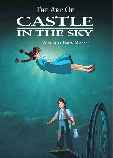 Castle in the Sky - The Art of Artbook (HC)