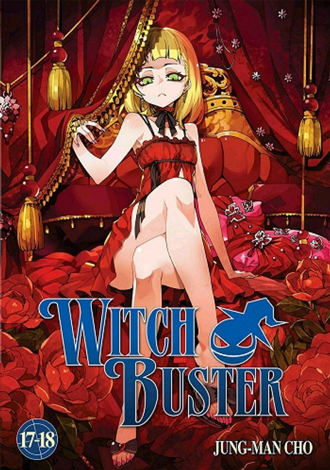 Witch Buster Vol. 17-18 Collection