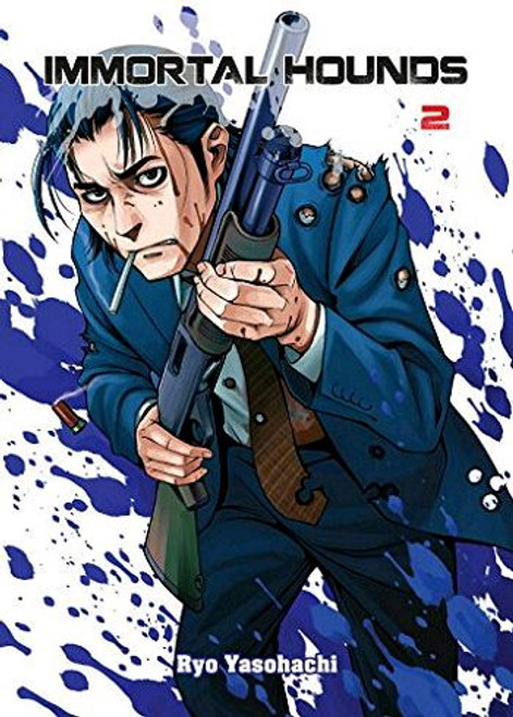 Immortal Hounds Graphic Novel 02
