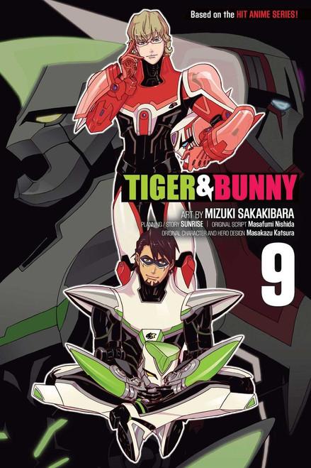 Tiger & Bunny Graphic Novel Vol. 9
