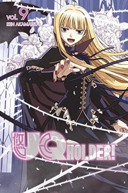UQ Holder Graphic Novel Vol. 09