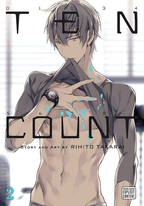 Ten Count Graphic Novel 02