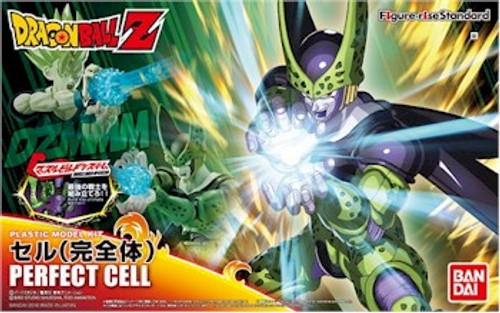 Dragon Ball Z Model Kit: Final Form Perfect Cell