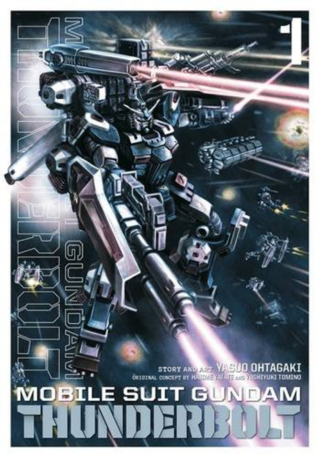 Mobile Suit Gundam Thunderbolt Vol. 01
