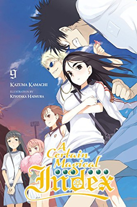 A Certain Magical Index Novel 09