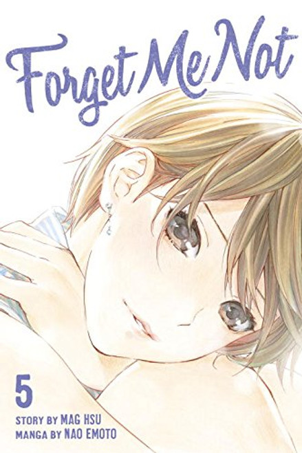 Forget Me Not Graphic Novel 05