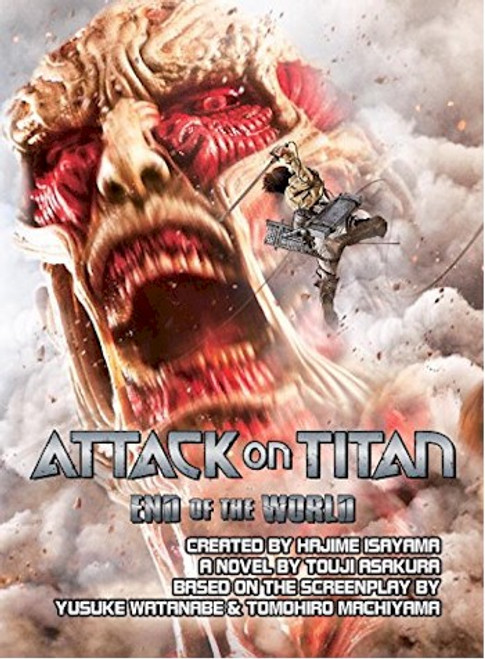 Attack on Titan Novel: End of the World