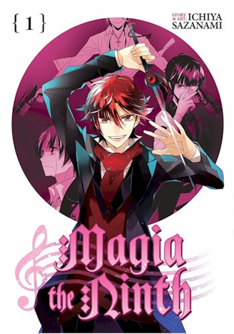 Magia the Ninth Manga Vol. 01