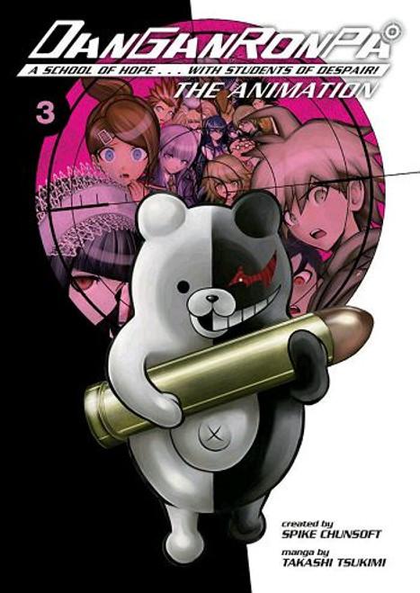 Danganronpa: The Animation Graphic Novel 03